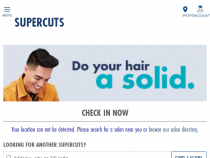 Up To $2 OFF W/ Email Sign Up At Supercuts