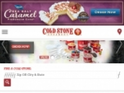 Cold Stone Creamery Coupons August 2018