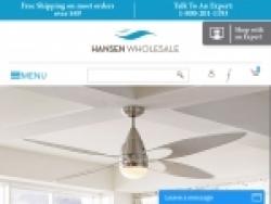 Hansen Wholesale Coupon Codes August 2018