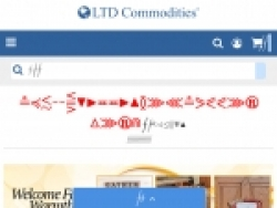LTD Commodities Coupon Codes August 2018