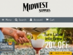 Midwest Supplies Coupon Codes August 2018
