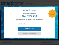 Smarthome Promo Codes August 2018