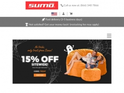 Sumo Lounge Discount Code August 2018