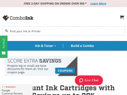 Comboink Coupon Codes August 2018