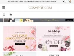 Cosme De Coupon Codes August 2018