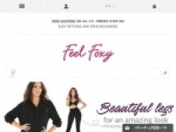 Feel Foxy Coupon Code August 2018