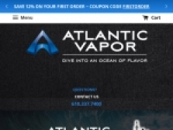 Atlantic Cigs Coupon Codes August 2018
