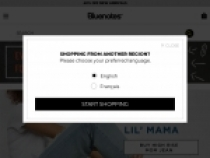 $20 For 2 Select Items At Bluenotes