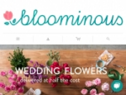 Bloominous Coupon Codes September 2018