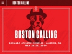 Boston Calling Coupon Codes August 2018
