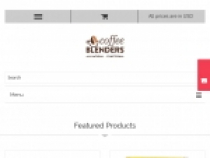 Sign Up For Latest Discounts At Coffee Blenders