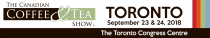 The Canadian Coffee And Tea Show Pass From $34