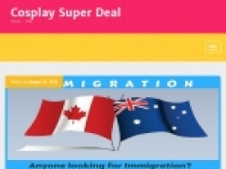 Cosplaysuperdeal.com Coupons August 2018