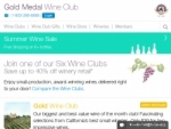 Gold Medal Wine Club Promo Code August 2018
