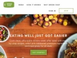Green Chef Coupon Codes
