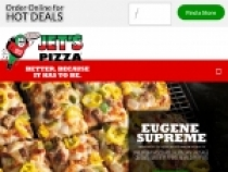 Jets Pizza Gift Cards As Low As $15