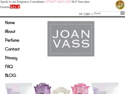 Joan Vass Beauty Coupon Codes August 2018