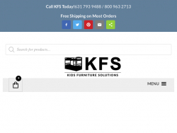 Kids Furniture Solutions (KfsStores.com) Coupon Codes August 2018