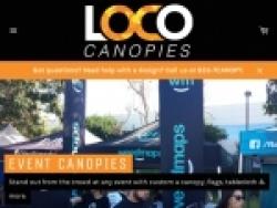 Loco Canopies Promo Code August 2018