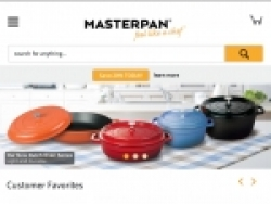 MasterPan Coupon Codes August 2018