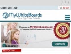 My White Boards Coupons
