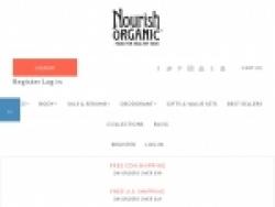 Nourish Organic Discount Code August 2018