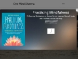 One Mind Dharma Coupons August 2018