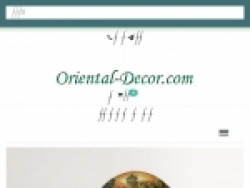 Oriental-Decor.com Coupons August 2018