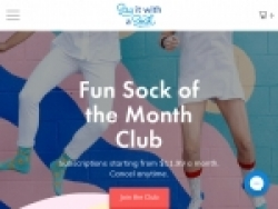 Say It With A Sock Promo Codes August 2018