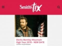 Smith'sTix Coupons