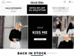 Strut This Coupon Codes August 2018