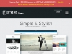 Styled Themes Coupons August 2018