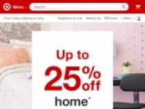 Target Up To 30% OFF On Furniture