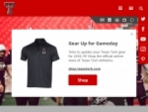 Texas Tech Up To 26% OFF Select Red Raiders Ladies Shorts & Pants