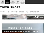 Town Shoes Coupons