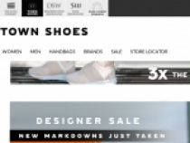 Up To 40% OFF Sale Items At Town Shoes