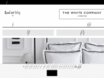 Up To 60% OFF Clothing At The White Company