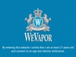 WeVapor Coupon Codes August 2018