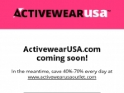 ActivewearUSA Coupon Codes January 2020