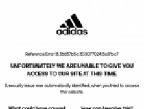Adidas 15% OFF W/ Newsletter SignUp