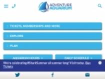 Up To 70% OFF W/ Adventure Aquarium Offers