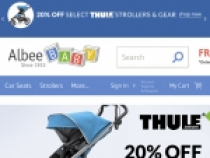 Up To 50% OFF Sale + FREE Shipping At Albee Baby
