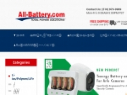 All-Battery.com Coupon Codes August 2018