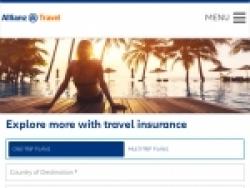Allianz Travel Insurance Coupons September 2018