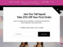 Up To 50% OFF Sale At Alloy Apparel