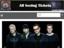 All Seeing Tickets Coupons August 2018