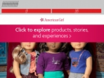 Sign Up For Special Offers At American Girl