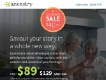 FREE 14 Days Trial When You Sign Up At Ancestry.com