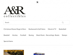 A&R Collectibles Coupon Codes August 2018