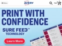 Avery Promo Codes